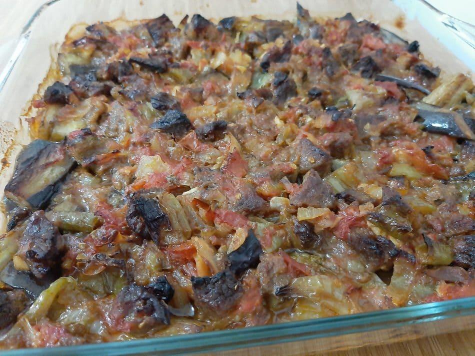 Etli Patlıcan Musakka