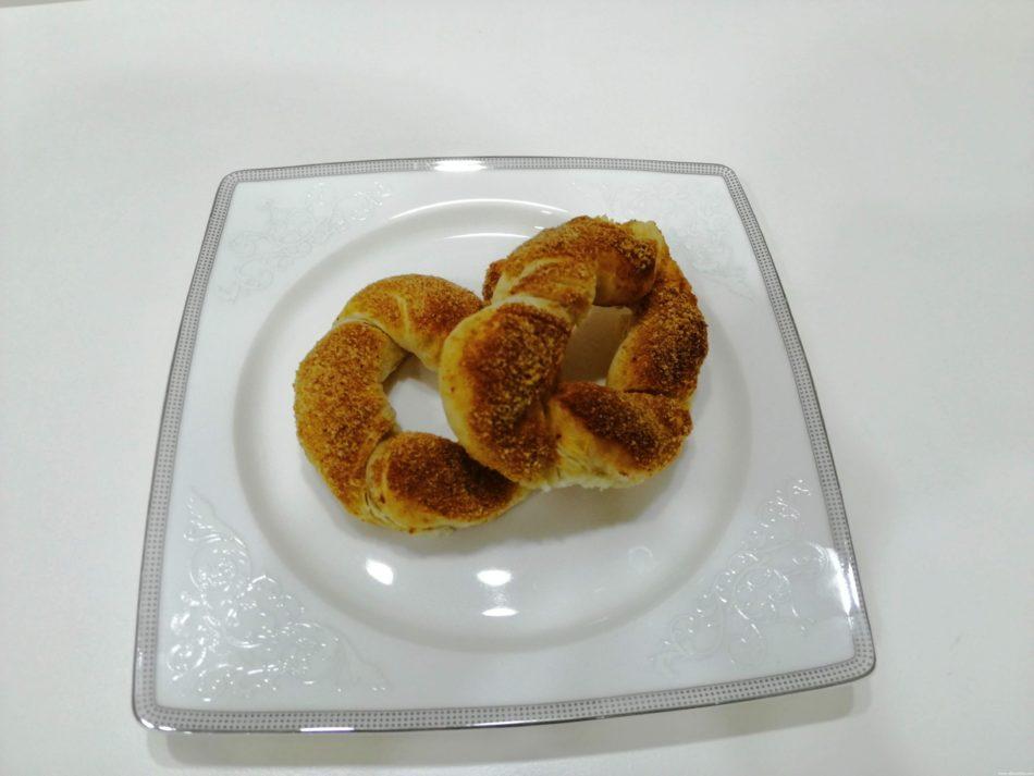 Milföy Simit