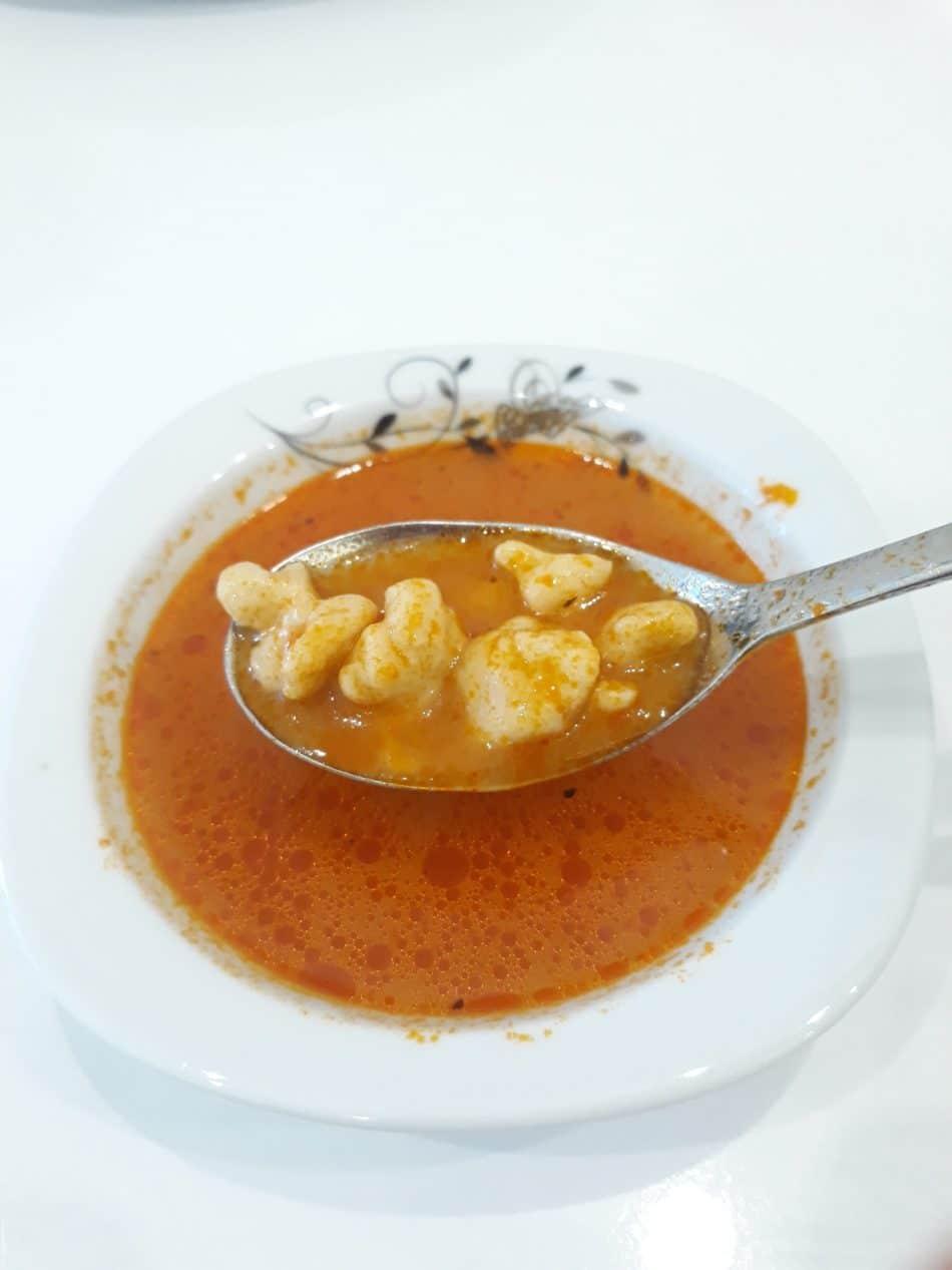 Top Tarhana Çorbası(DENİZLİ)