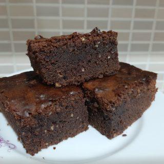 ev yapımı brownie