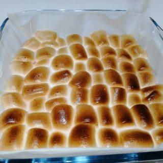 Fırında Kızarmış Marshmallow