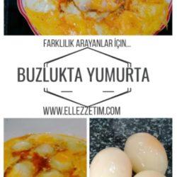 Tereyağında Dondurulmuş Yumurta