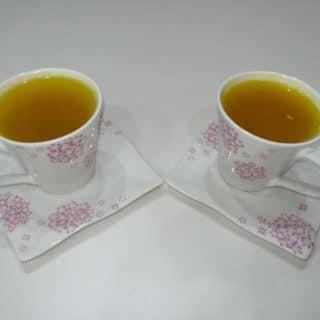 Zencefilli Zerdeçal Çayı