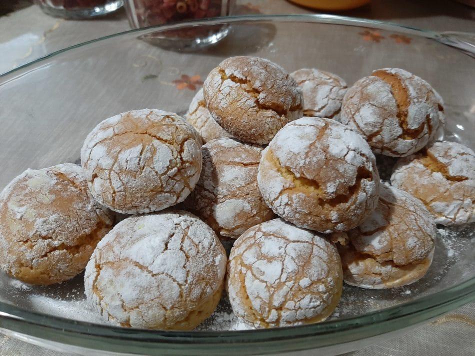 limonlu zerdeçallı çatlak kurabiye
