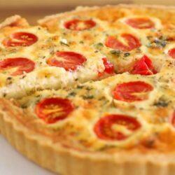 domatesli pizza kiş